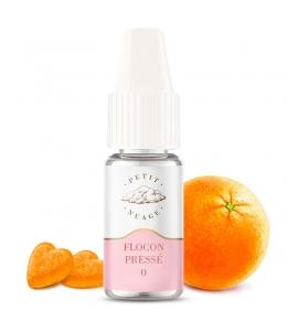 E liquide Flocon Pressé Petit Nuage | Bonbon Orange