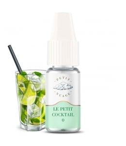 E liquide Le Petit Cocktail Petit Nuage | Rhum Citron vert