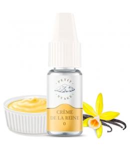 E liquide Crème de la Reine Petit Nuage | Custard Vanille