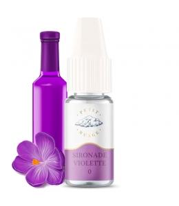 E liquide Sironade Violette Petit Nuage | Sirop Violette