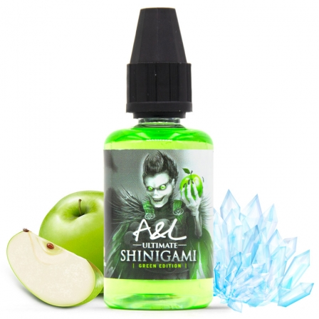 Concentré Shinigami Green Edition Ultimate Arome DIY