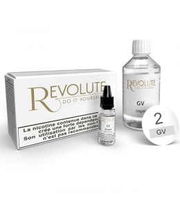 Pack 100 ml Base DIY 100VG Revolute