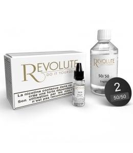 Pack 100 ml Base DIY 50/50 Revolute