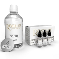 Pack 200 ml Base DIY 30/70 Revolute