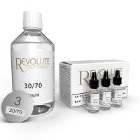 Pack 200 ml Base DIY 30/70 Revolute