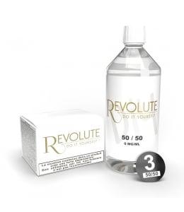 Pack 1L Base DIY 50/50 Revolute