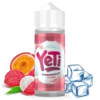 E liquide Passionfruit Lychee Yeti 100ml