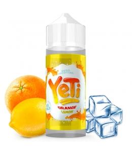 E liquide Orange Lemon Yeti 100ml