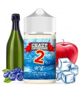 E liquide Crazy Chvmpvgne V2 Ice Mukk Mukk 50ml