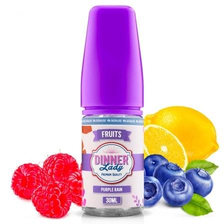 Concentré Purple Rain 0% Sucralose Dinner Lady Arome DIY