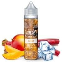 E liquide Mango Rhubarb OhmBoy 50ml