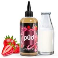 E liquide Strawberry Milk Püd 50ml / 200ml