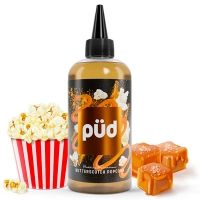 Butterscotch Popcorn Püd