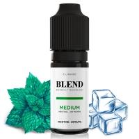E liquide Medium Menthol Blend | Sel de Nicotine