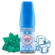Concentré Blue Menthol 0% Sucralose Dinner Lady Arome DIY