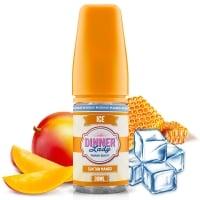 Concentré Sun Tan Mango Ice 0% Sucralose Dinner Lady Arome DIY