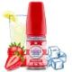 Concentré Strawberry Bikini Ice 0% Sucralose Dinner Lady Arome DIY