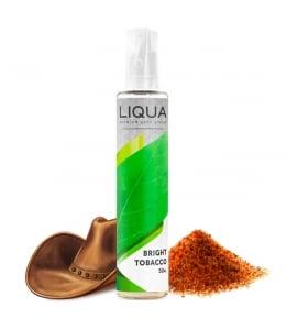 E liquide Bright Tobacco LIQUA 50ml