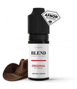 E liquide Original Blend | Sel de Nicotine