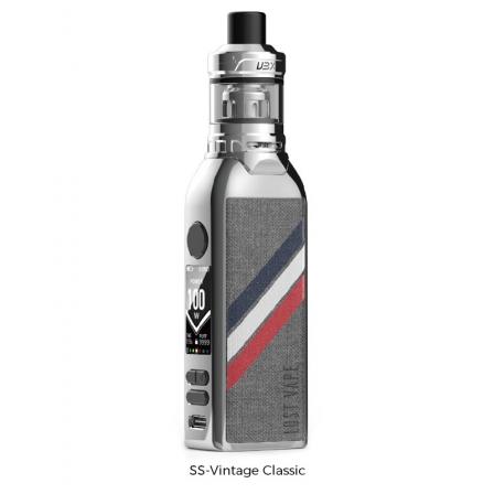 Kit Back To Basic 100W Lost Vape | Cigarette electronique Back To Basic 100W