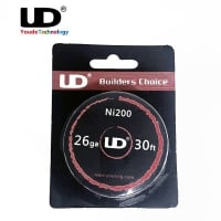 Nickel Ni200 0.40 mm 26GA Fil non résistif UD