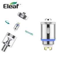 Pack 5 résistances TC Ni200 GS Eleaf
