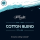 Pads Gamme Cotton Blend Fiber Freaks