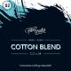 Pads Gamme Cotton Blend Fiber Freaks