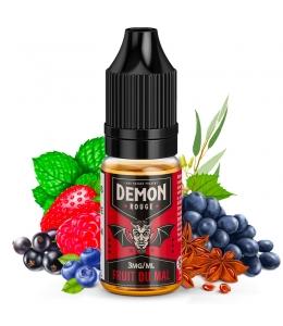 E liquide Rouge Demon Juice | Fruits rouges Raisin noir Anis Menthe Eucalyptus