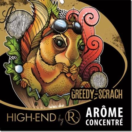 Greedy-Scrach arôme Revolute