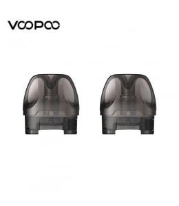 Cartouches Vides Argus Air 3.8ml  VOOPOO (x2) | POD Vides Argus Air