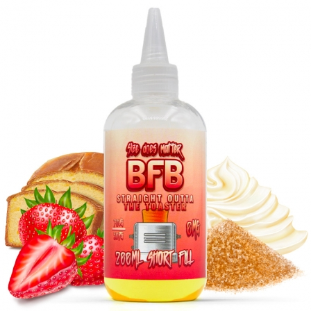 BFB Straight Outta The Toaster ! Flawless 100ml