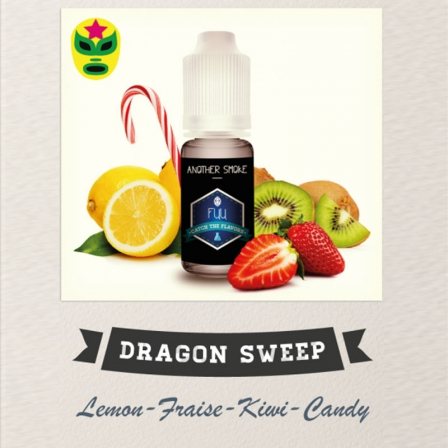 Dragon Sweep arôme concentré The Fuu