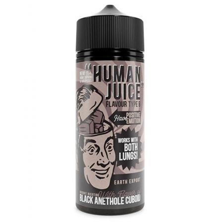 E liquide Black Anethole Cuboid Human Juice 50ml / 100ml / 200ml