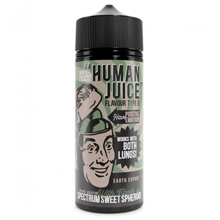 E liquide Spectrum Sweet Spheroid Human Juice 50ml / 100ml / 200ml