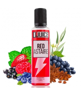 E liquide Red Astaire T-Juice 50ml