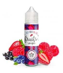 E liquide Fruits Rouges Le Coq Qui Vape 50ml
