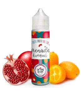 E liquide Grenade Kumquat Le Coq Qui Vape 50ml
