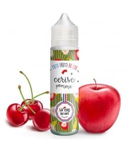 E liquide Cerise Pomme Le Coq Qui Vape 50ml