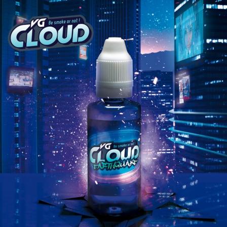 E-liquide Earthquake VG Cloud