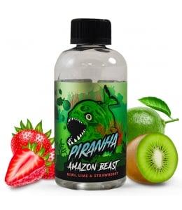 E liquide Amazon Beast Piranha 200ml