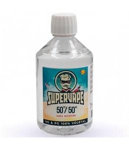 Base DIY 50/50 Supervape  500 ml