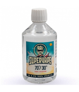 Base DIY 70/30 Supervape  500 ml