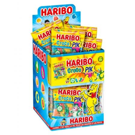 Bonbons Croco Pik Haribo