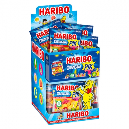 Bonbons Orangina Pik Haribo