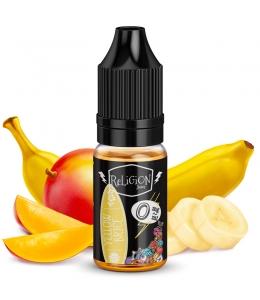 E liquide Yellow Brice Religion Juice | Mangue Banane