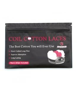 Cotton Laces Steam Crave