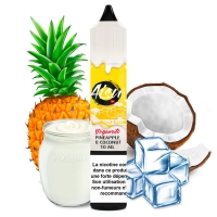 Pineapple & Coconut 0% Sucralose Sels de nicotine Aisu