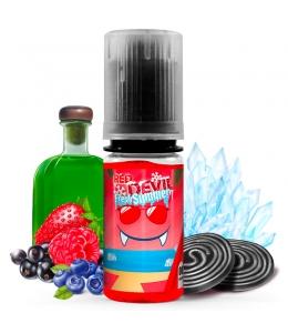 E liquide Red Devil Fresh Summer Avap | Fruits rouges Absinthe Réglisse Extra Frais