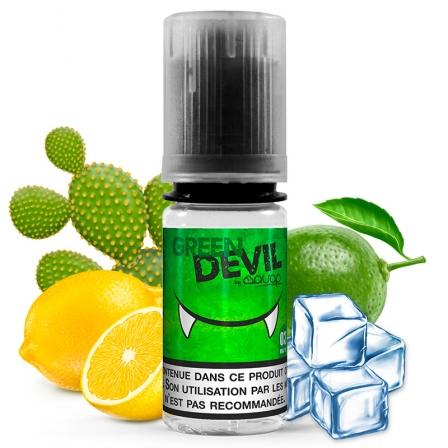 E liquide Green Devil Avap | Citron Citron vert Cactus Frais